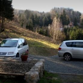 Parking na posesji